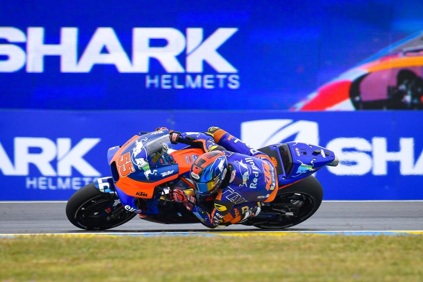 Hafizh Syahrin, Red Bull KTM Tech 3, SHARK Helmets Grand Prix de France