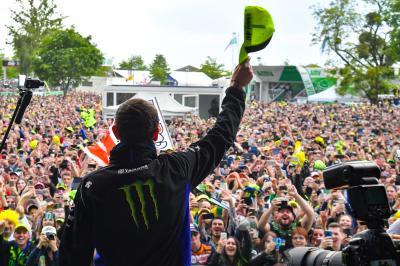 Rossi : « Au Mans on se sent comme une rock star ! »