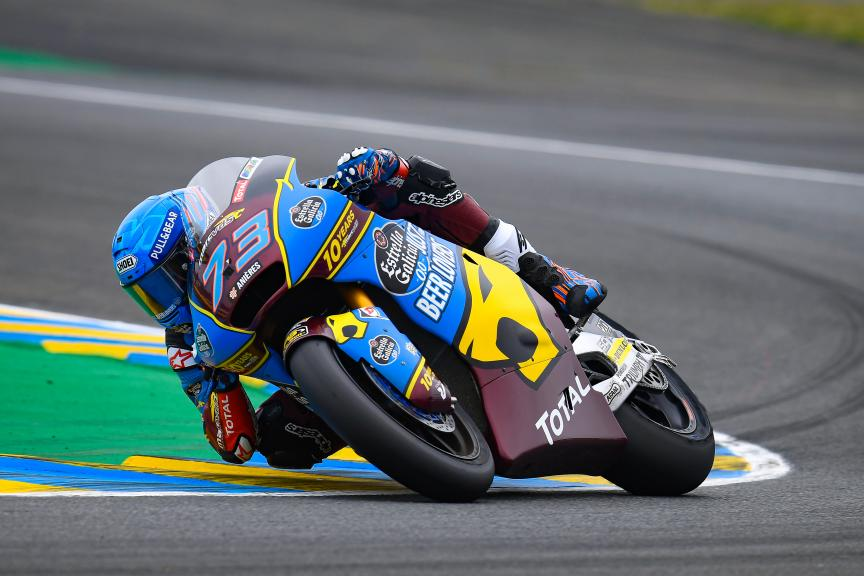 Alex Marquez, EG 0,0 Marc Vds, SHARK Helmets Grand Prix de France