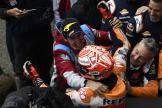 Marc Marquez, Alex Marquez, SHARK Helmets Grand Prix de France