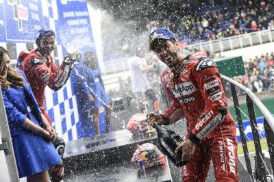 Les meilleurs clichés du Mans