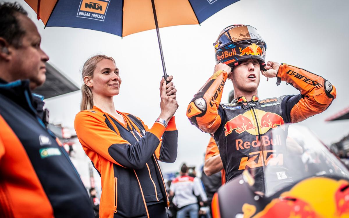 P6 for Pol as all four KTMs bring home points in Le Mans