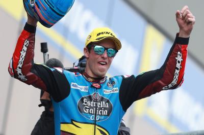 Álex Márquez abre la puerta a pilotar una Ducati en MotoGP™