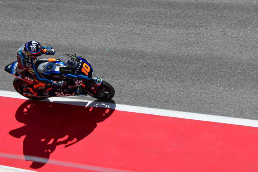 Luca Marini, Sky Racing Team VR46, Circuit de Barcelona - Catalunya Private Test
