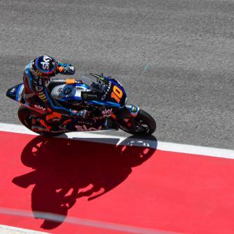Fotogalerie: Moto2™/ Moto3™ Barcelona Test