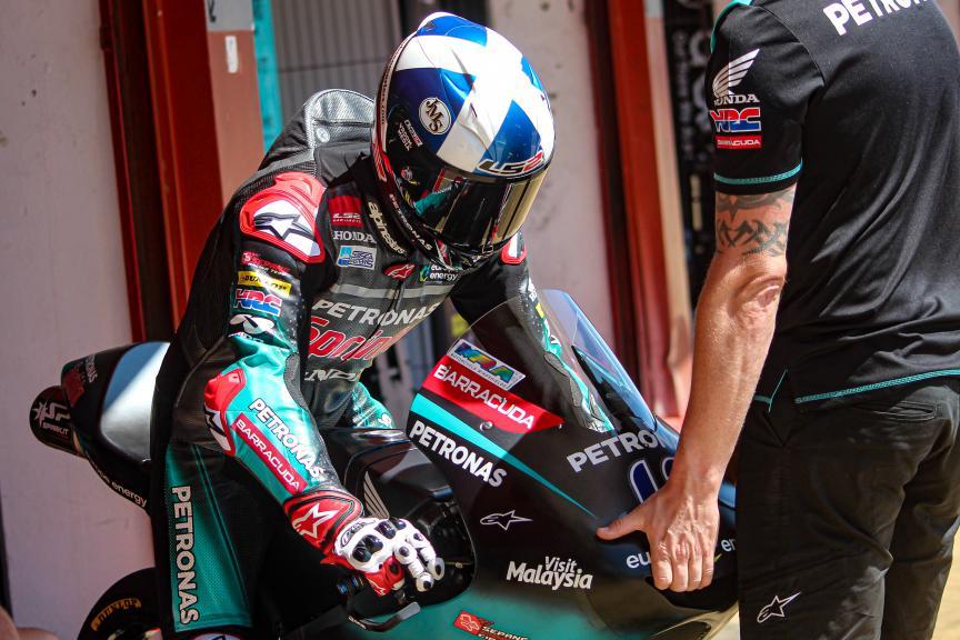 John McPhee, Petronas Sprinta Racing, Circuit de Barcelona - Catalunya Private Test