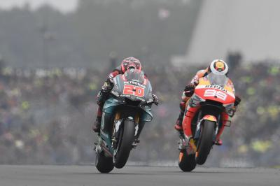 Watch the battles you missed in the SHARK Helmets French GP