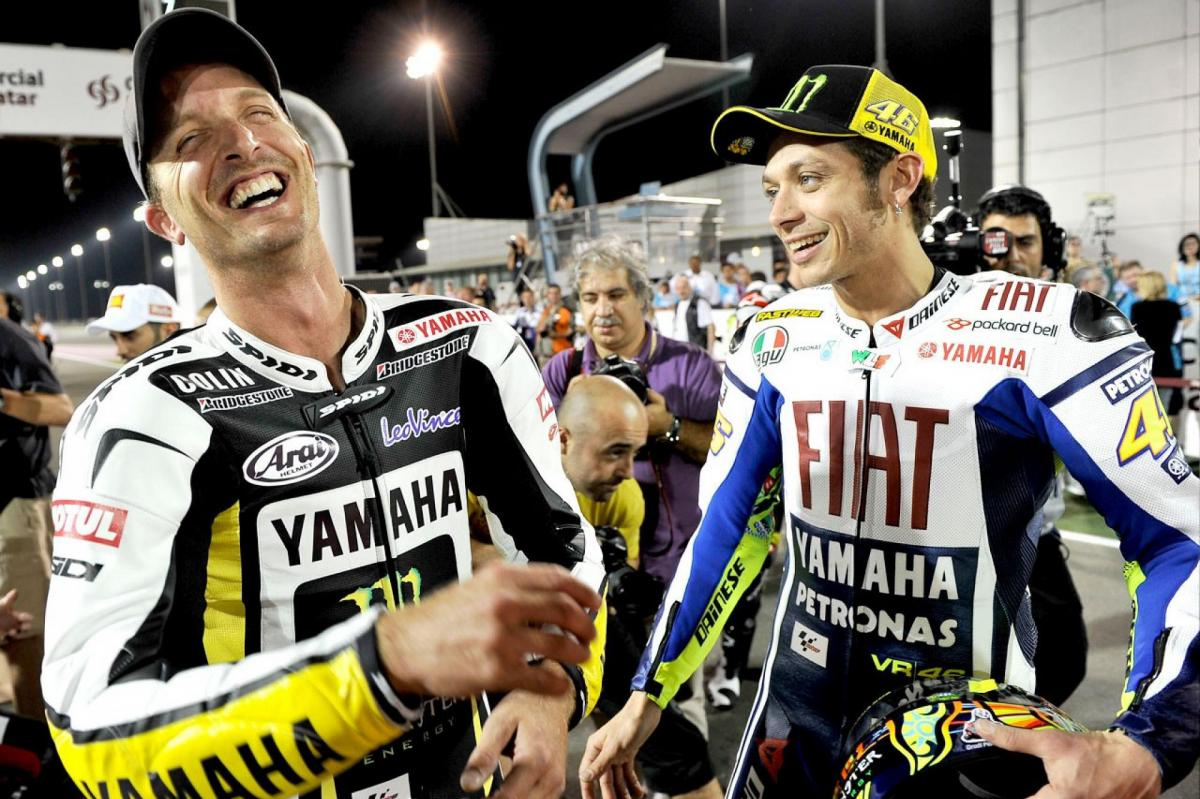 "Edwards: ""The few years I had with Valentino were awesome"""