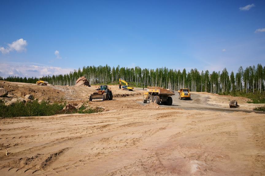 Finland - new circuit - KymiRing