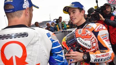 Images inédites des célébrations au Mans...