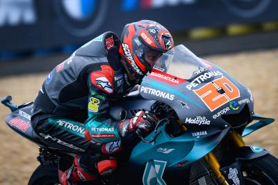 """Quartararo primed for """"one of the most difficult circuits"""""""
