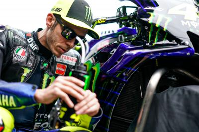 """Rossi desgrana las claves para ser """"competitivo"""" en Mugello"""