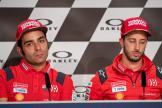 Andrea Dovizioso, Danilo Petrucci, Mission Winnow Ducati, Gran Premio d'Italia Oakley