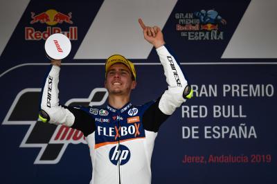 Baldassarri en MotoGP™ d'ici 2020 ?