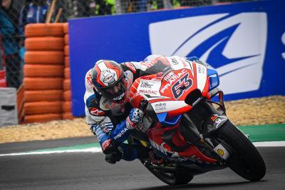 Tanta determinazione, Pecco al primo Mugello in MotoGP™