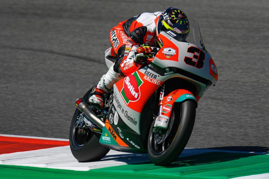 Lukas Tulovic, Kiefer Racing, Gran Premio d'Italia Oakley
