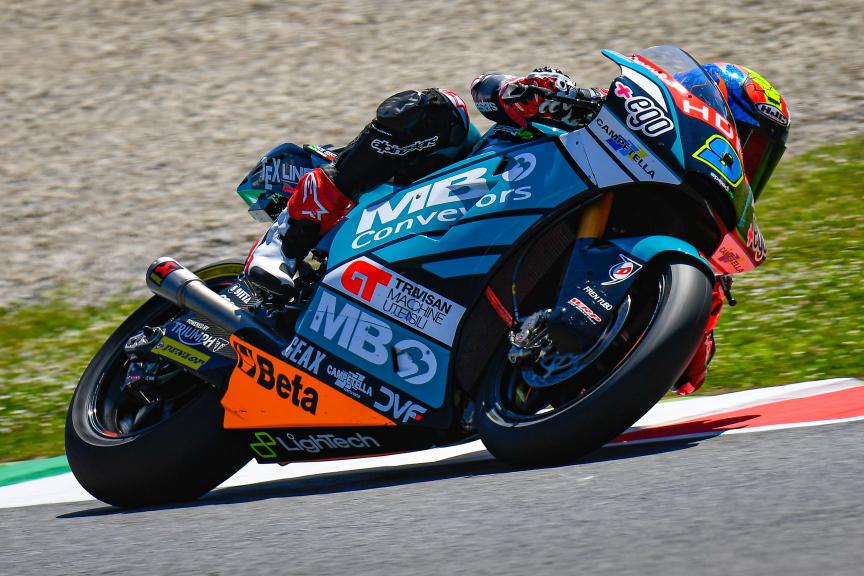 Jorge Navarro, MB Converyors Speed Up, Gran Premio d'Italia Oakley