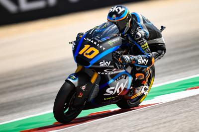 Marini continues to lead the way in Mugello