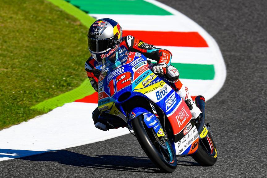Filip Salac, Redox PruestlGP, Gran Premio d'Italia Oakley
