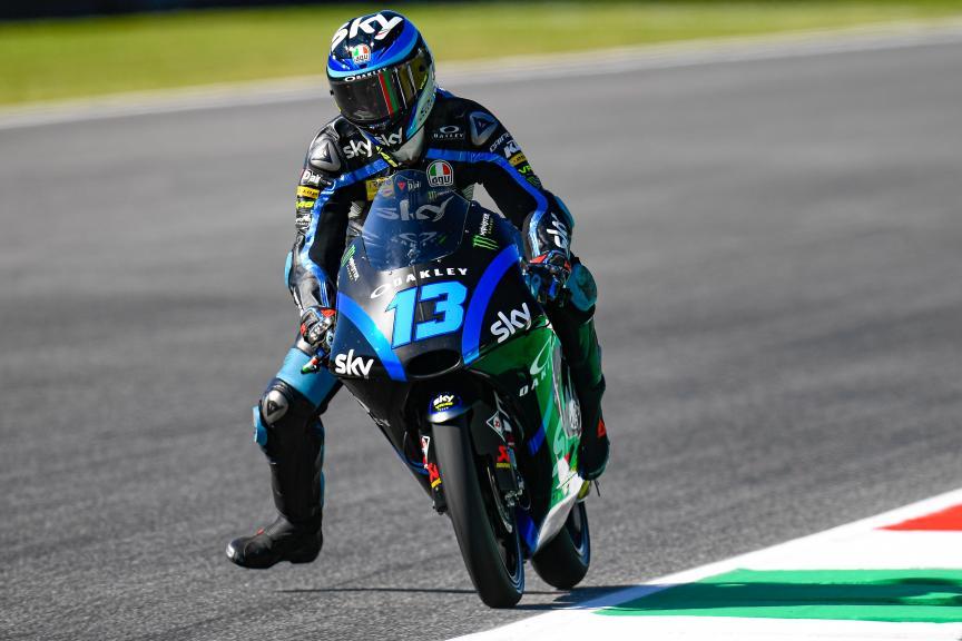 Celestino Vietti, Sky Racing Team VR46, Gran Premio d'Italia Oakley