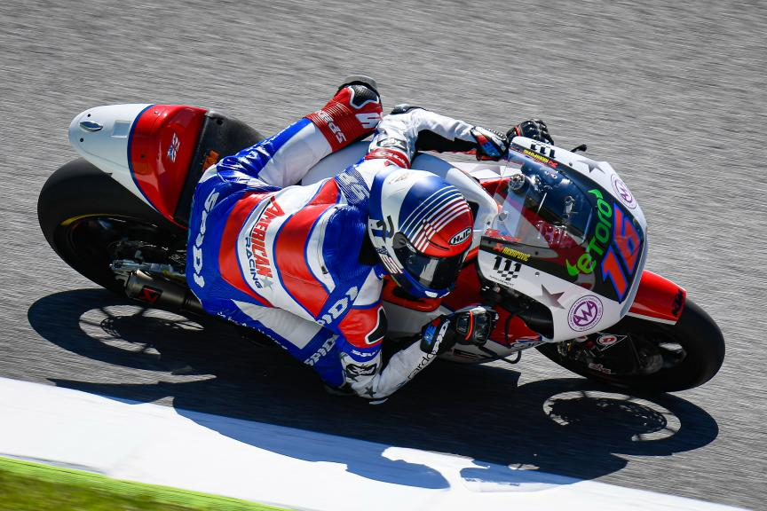 Joe Roberts, American Racing KTM, Gran Premio d'Italia Oakley