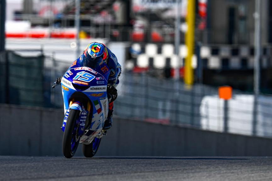 Gabriel Rodrigo, Kőmmerling Gresini Moto3, Gran Premio d'Italia Oakley