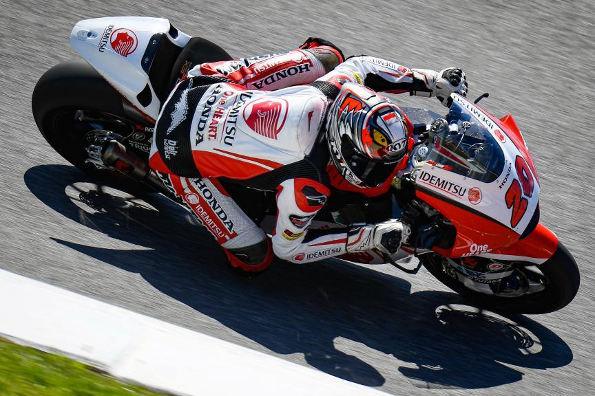 Dimas Ekky Pratama, Idemitsu Honda Team Asia, Gran Premio d'Italia Oakley