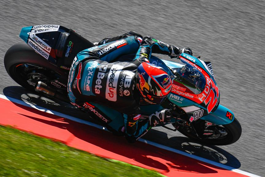 Fabio Di Giannantonio, MB Converyors Speed Up, Gran Premio d'Italia Oakley