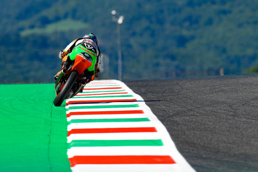 Kazuki Masaki, Boe Skull Rider Mugen Race, Gran Premio d'Italia Oakley