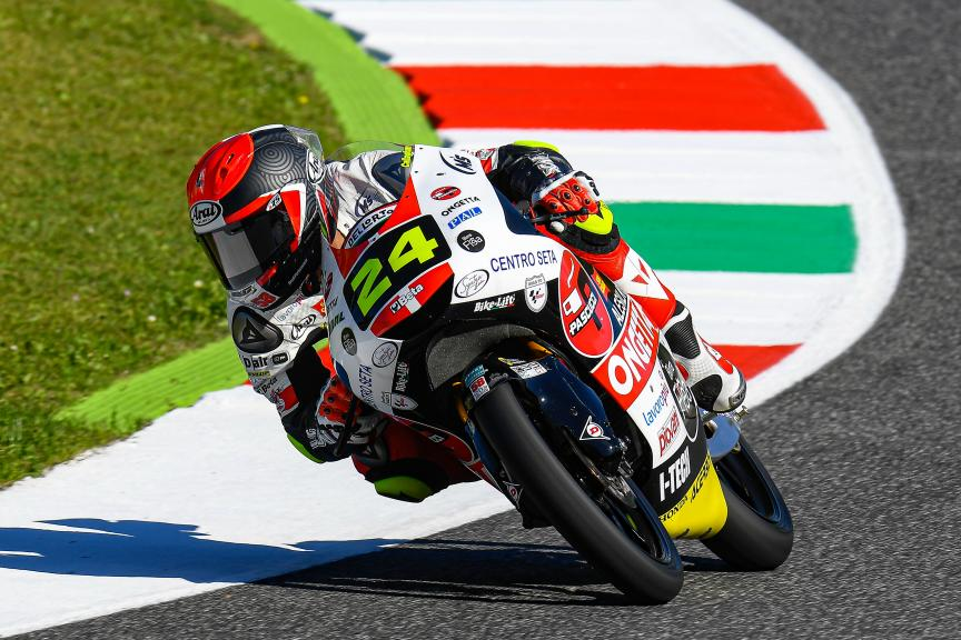 Tatsuki Suzuki, SIC58 Squadra Corse, Gran Premio d'Italia Oakley