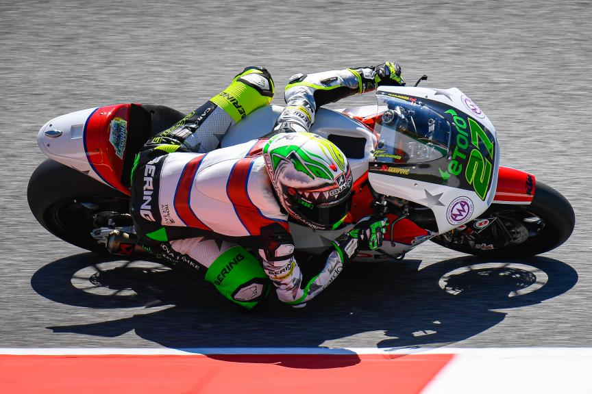 Iker Lecuona, American Racing KTM, Gran Premio d'Italia Oakley