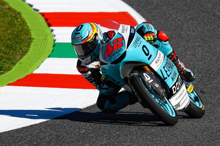 Marcos Ramirez, Leopard Racing, Gran Premio d'Italia Oakley