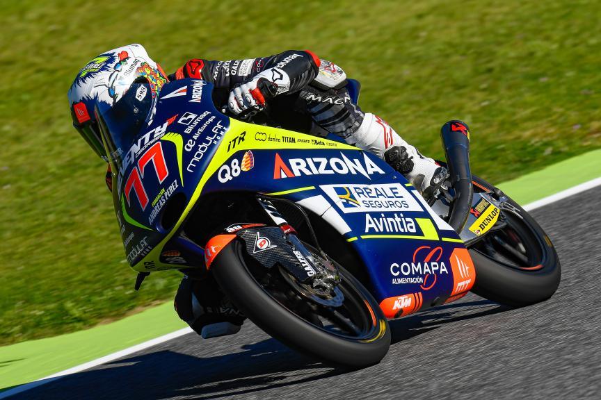 Vicente Perez, Reale Avintia Academy, Gran Premio d'Italia Oakley