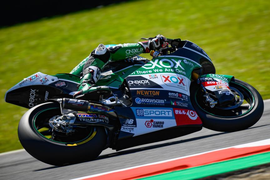 Remy Gardner, Onexox TKKR SAG Team, Gran Premio d'Italia Oakley