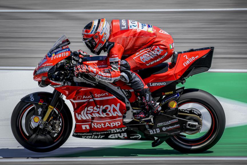 Michel Pirro, Mission Winnow Ducati, Gran Premio d'Italia Oakley