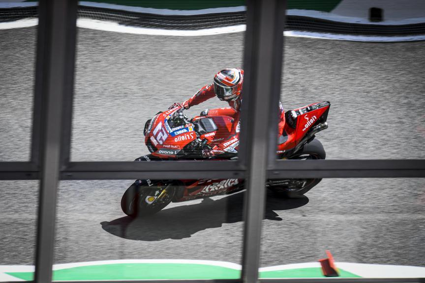 Michele Pirro, Mission Winnow Ducati, Gran Premio d'Italia Oakley