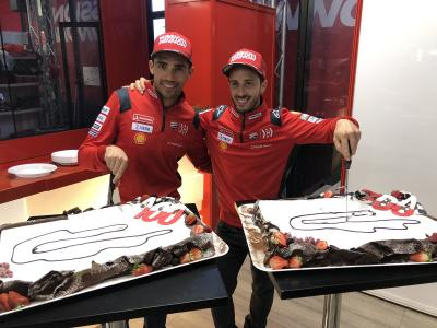 Mugello has always a special significance, and this Sunday @AndreaDovizioso