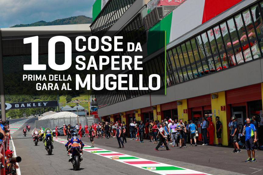 10 things Mugello - Ita