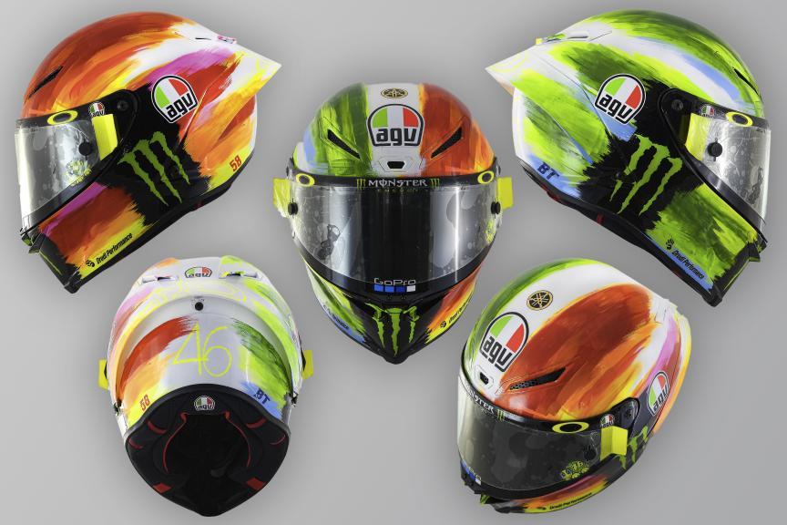 Helmet Rossi Mugello