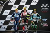 Tony Arbolino, Gabriel Rodrigo, Lorenzo Dalla Porta, Gran Premio d'Italia Oakley