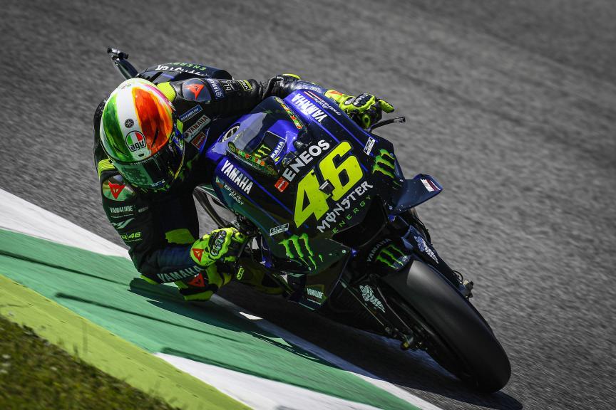 Valentino Rossi, Monster Energy Yamaha MotoGP, Gran Premio d'Italia Oakley