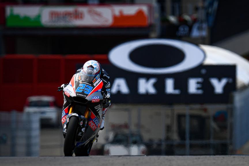 Marcel Schrotter, Dynavolt Intact GP, Gran Premio d'Italia Oakley