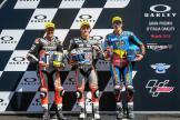 Marcel Schrotter, Tom Luthi, Alex Marquez, Dynavolt Intact GP, Gran Premio d'Italia Oakley