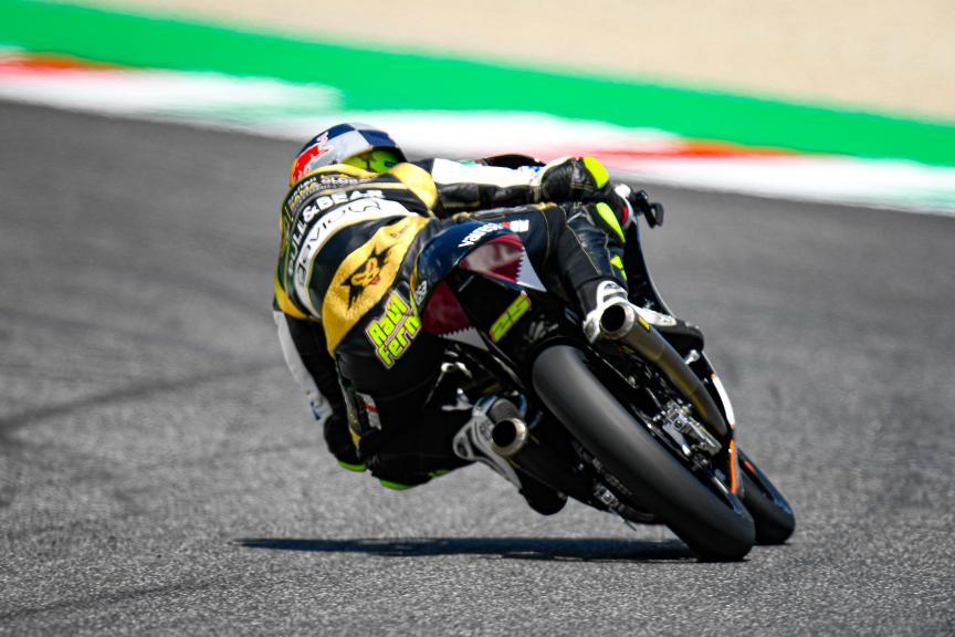 Raul Fernandez, Sama Qatar Angel Nieto Team, Gran Premio d'Italia Oakley