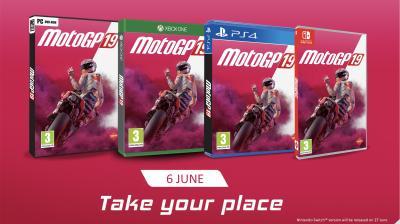 Le Championnat eSport MotoGP™ est de retour avec MotoGP™ 19