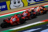 Andrea Dovizioso, Danilo Petrucci, Marc Marquez, Gran Premio d'Italia Oakley