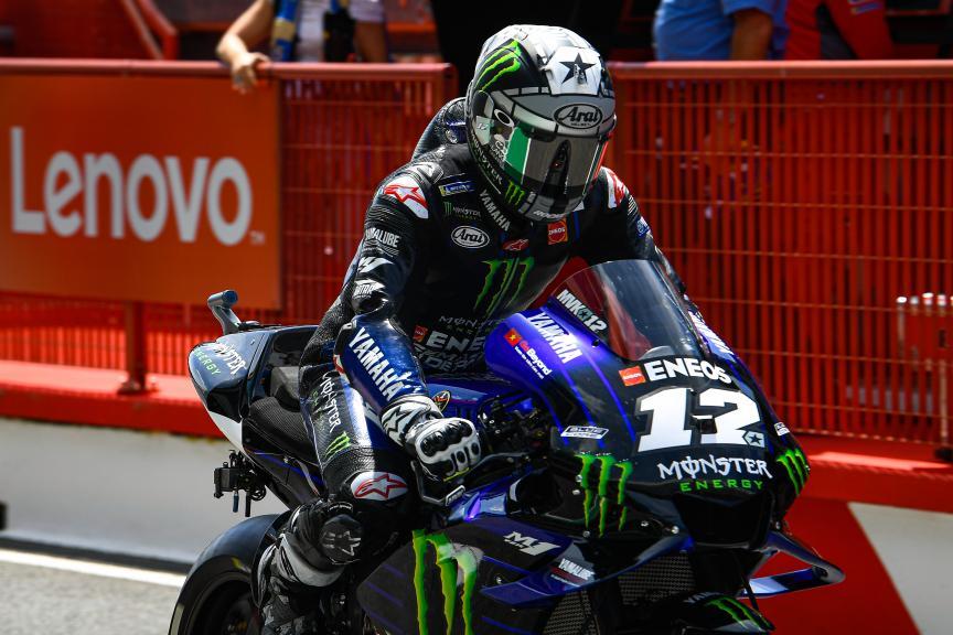 Maverick Vinales, Monster Energy Yamaha MotoGP, Gran Premio d'Italia Oakley