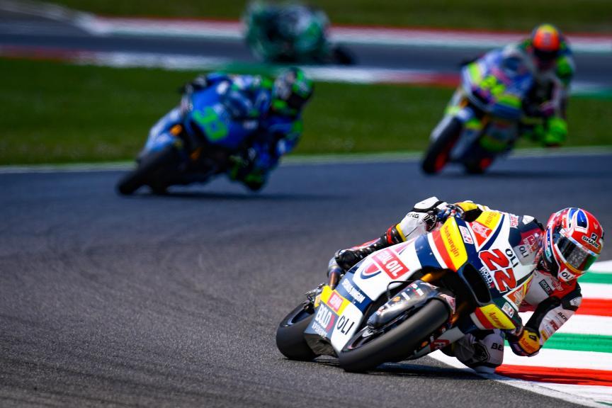 Sam Lowes, Federal Oil Gresini Moto2, Gran Premio d'Italia Oakley