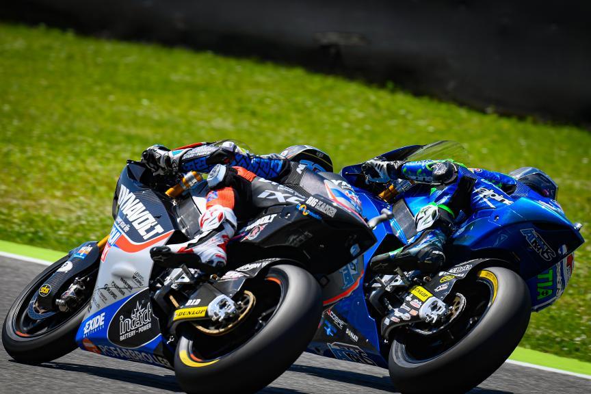 Marcel Schrotter, Enea Bastianini, Gran Premio d'Italia Oakley