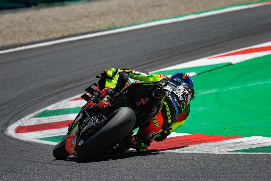 Andrea Iannone, Aprilia Racing Team Gresini, Gran Premio d'Italia Oakley